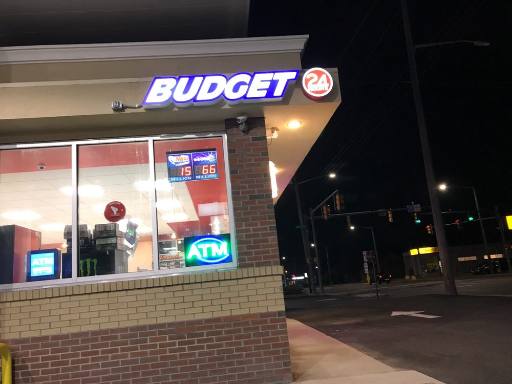 Budget Gas: 491-493 South Main St, Manchester, NH