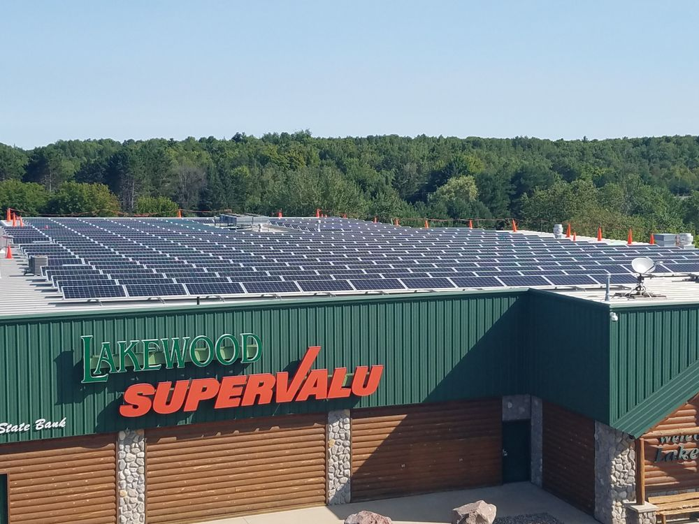 Next Energy Solution: 461 Highway 63, Shell Lake, WI