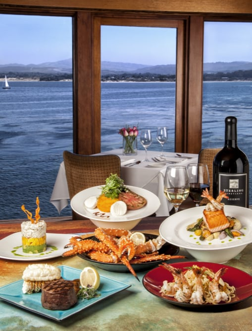Chart house 988 photos 1073 reviews seafood 444 cannery row