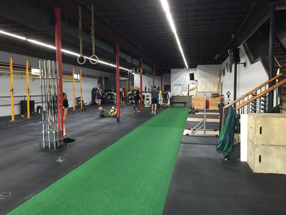 CrossFit Beloit: 302 State St, Beloit, WI