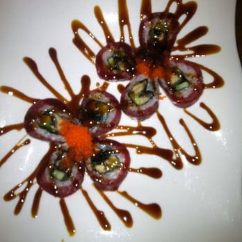 Cherry Blossom Roll   beautiful and delicious! - Yelp