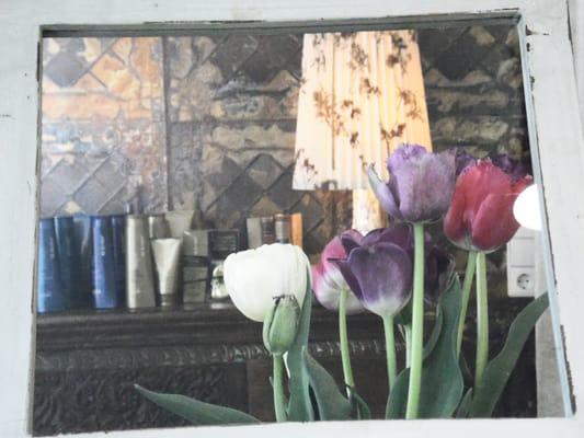 wohnzimmer am park - makeup artists - marienburger str. 2, Wohnzimmer