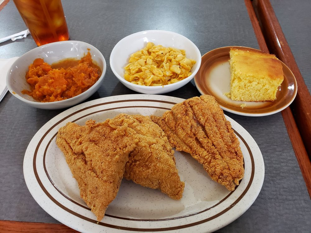 Brown's BBQ and Soul Food
