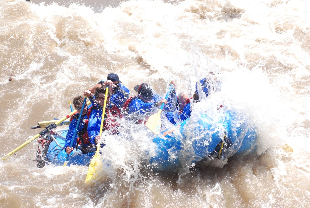 Social Spots from Glenwood Canyon Rafting