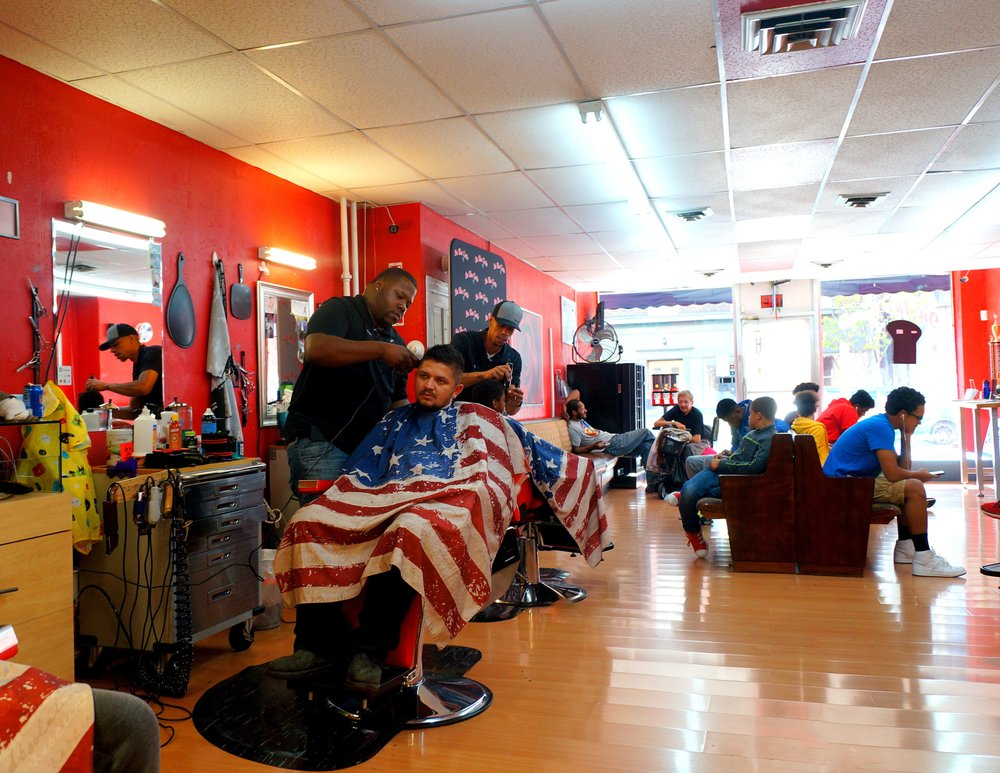 In The Cuts Barber Shop: 26 W Franklin St, Hagerstown, MD