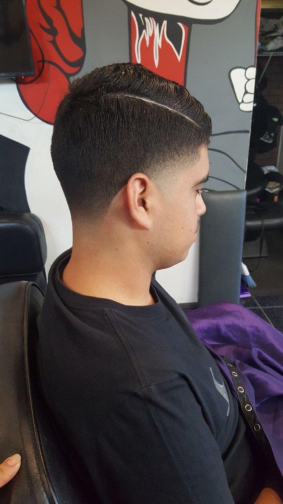 Compton Blvd Barbershop: 4705 E Compton Blvd, Rancho Dominguez, CA