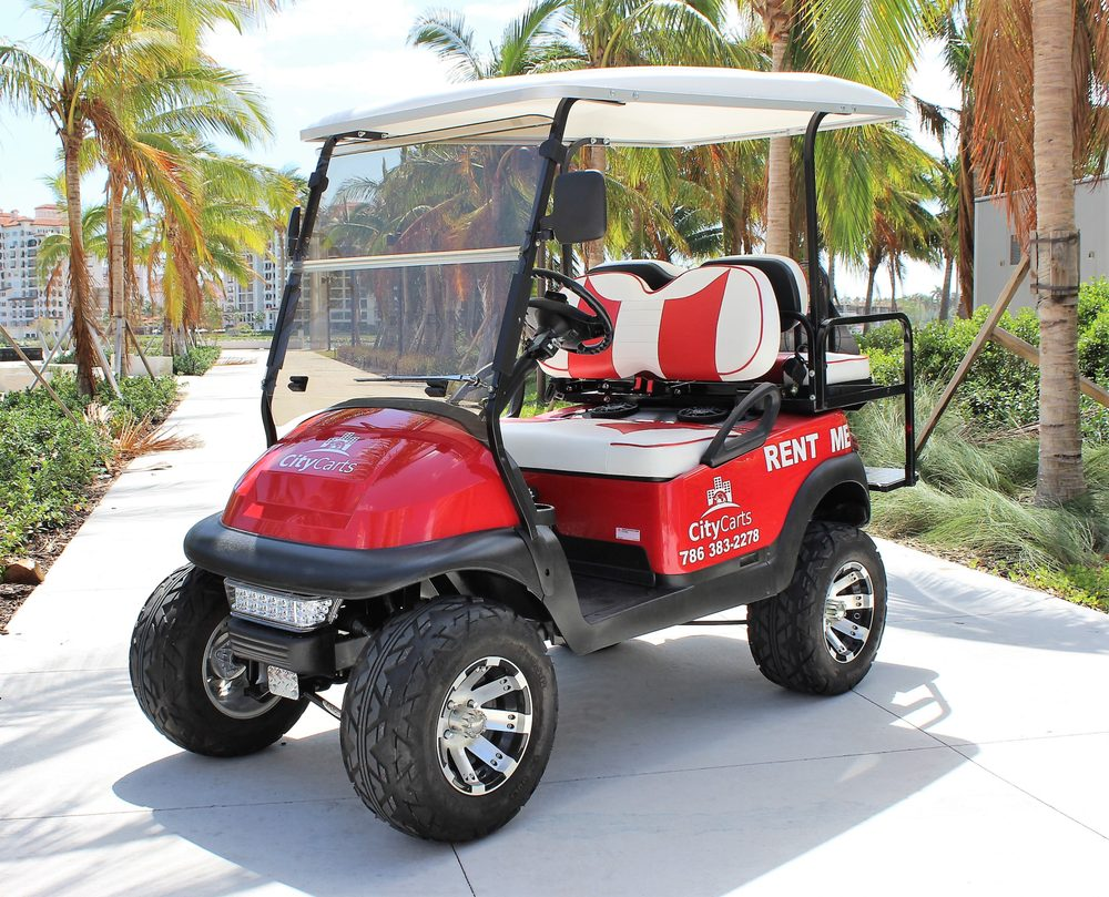 Citycarts: 429 Lenox Ave, Miami Beach, FL