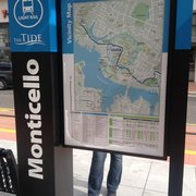 Surrounding Area At The Photo Of Monticello Station Norfolk Va United States Just In Case You