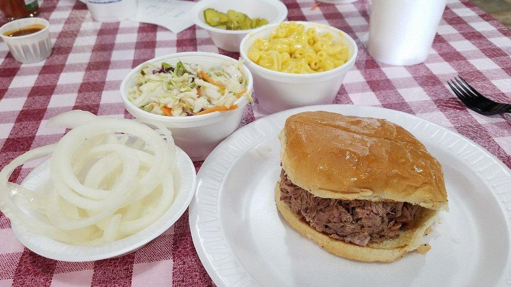 McKenzie's Barbeque: 1711 E Main St, Madisonville, TX