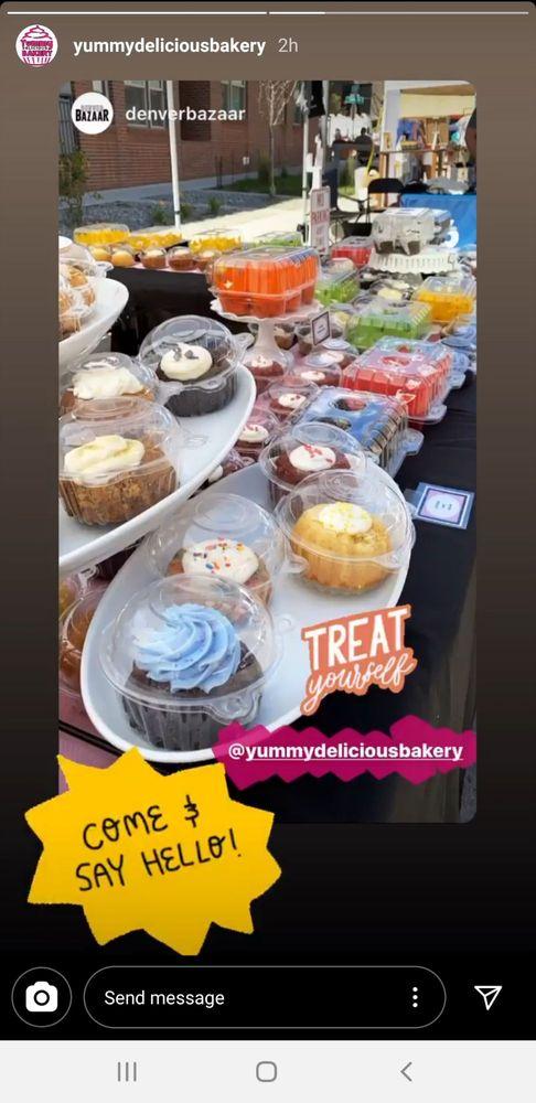 Yummy Delicious Bakery: 647 W Baseline Rd, Tempe, AZ