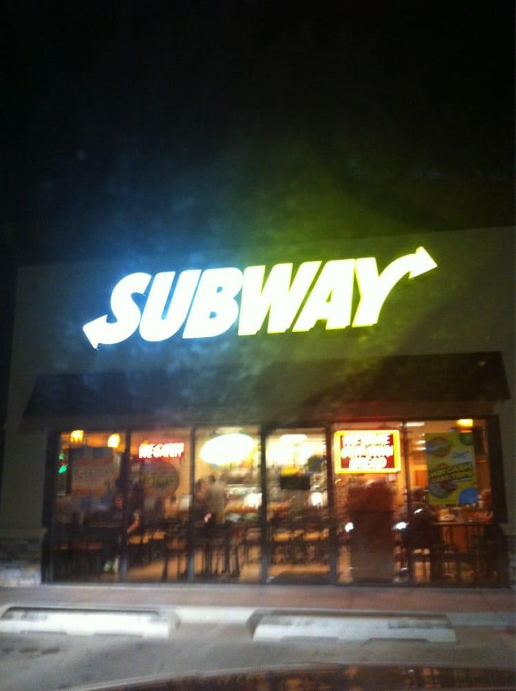 Subway: 5015 Paredes Line Rd, Brownsville, TX