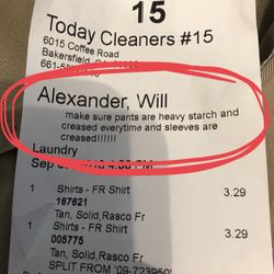 Today Cleaners - 52 Reviews - Laundry Services - 6015 Coffee
