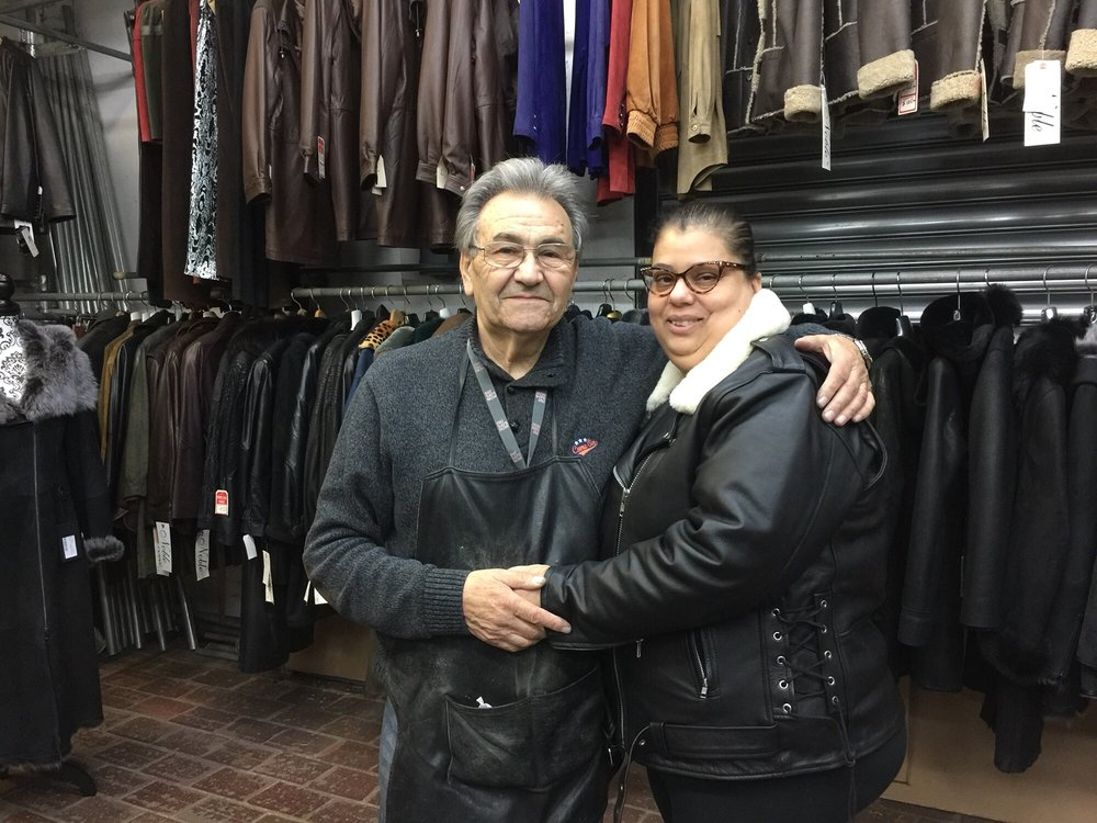 Hoboken Leather & Shearling Warehouse