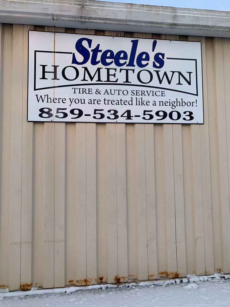 Steele's Hometown Tire & Auto Service: 2502 Burlington Pike, Burlington, KY