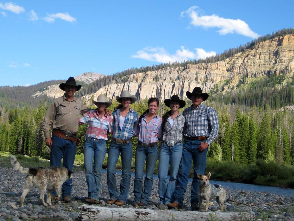 Diamond 4 Ranch: Lander, WY