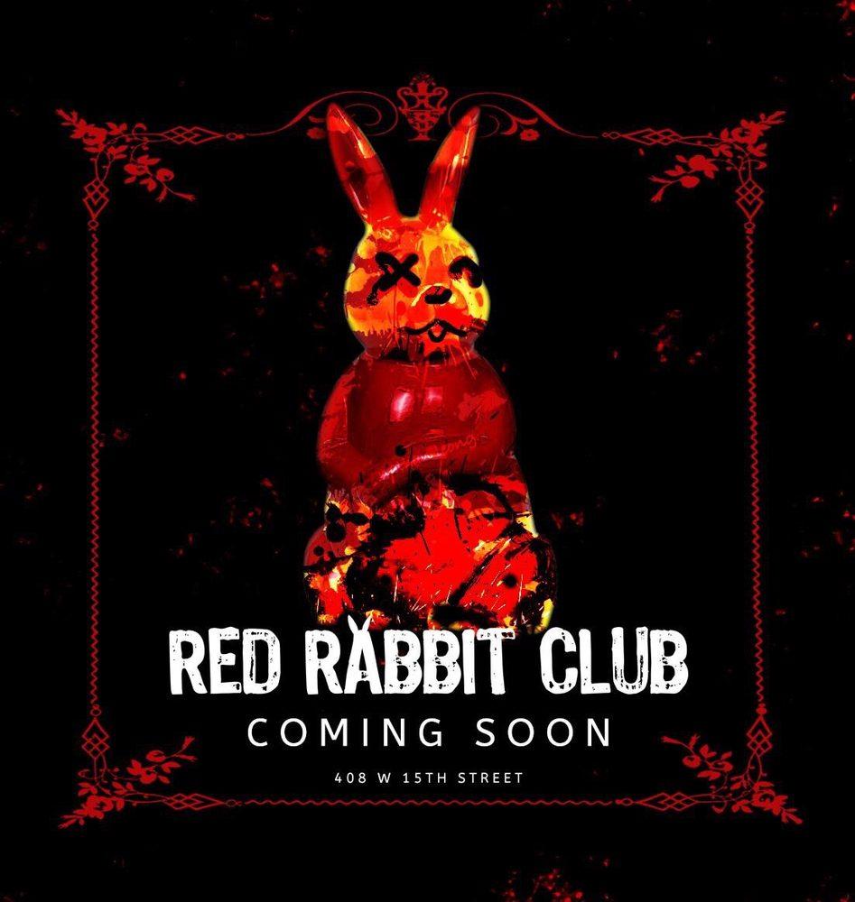 Red Rabbit Club: 408 W 15th St, New York, NY