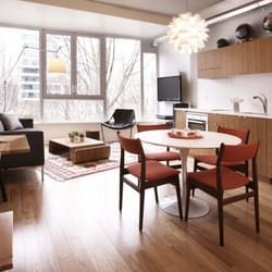 photo of cyan pdx apartments portland or united states