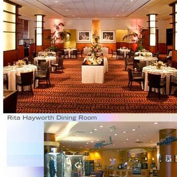 Rita Hayworth Dining Room Sony Studios
