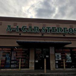 a1 car stereo  A-1 Car Stereo - 19 Reviews - Car Stereo Installation - 4009 ...
