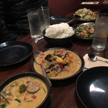 Sophia S Thai Kitchen Bar Menu
