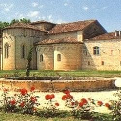 Abbaye de flaran excursion valence sur ba se gers for Baise en exterieur
