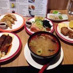 Matsuri ferm 20 photos 47 avis sushi 36 rue - Restaurant japonais tapis roulant paris ...