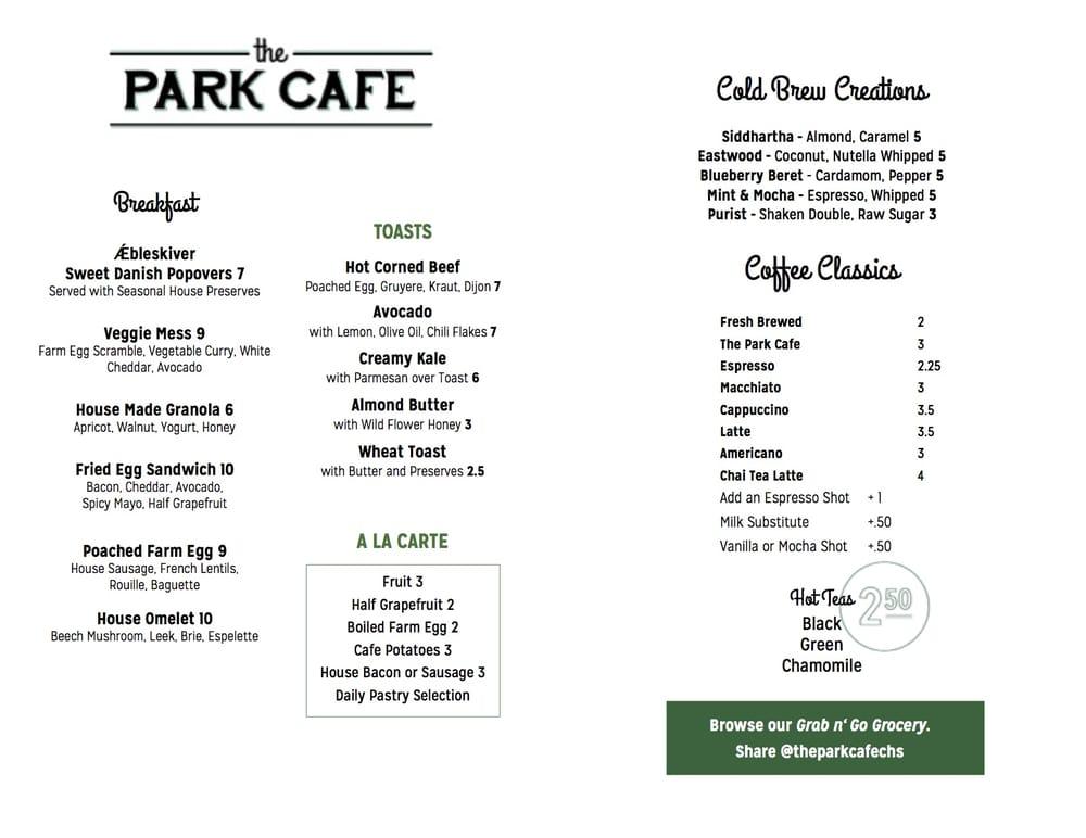 Breakfast coffee menu yelp for M kitchen harbison sc menu