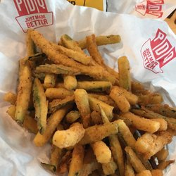 Photo Of Pdq Greenville Sc United States Zucchini Fries
