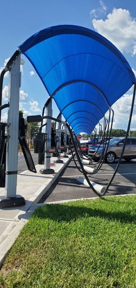 Radiant Express Car Wash: 2049 US-92 W, Auburndale, FL