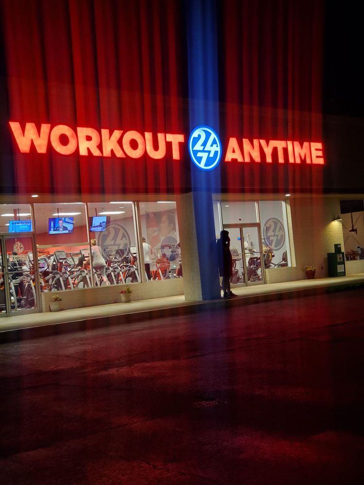 Workout Anytime - Leeds: 7480 Parkway Dr, Leeds, AL