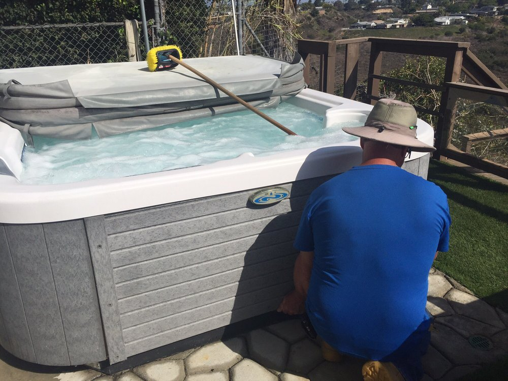 Affordable Hot Tub Repair