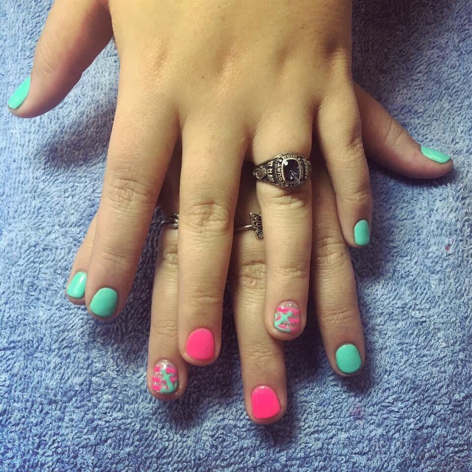 Five Diamond Nails - Nail Salons - 1665 Blue Ridge Blvd, Troutville ...