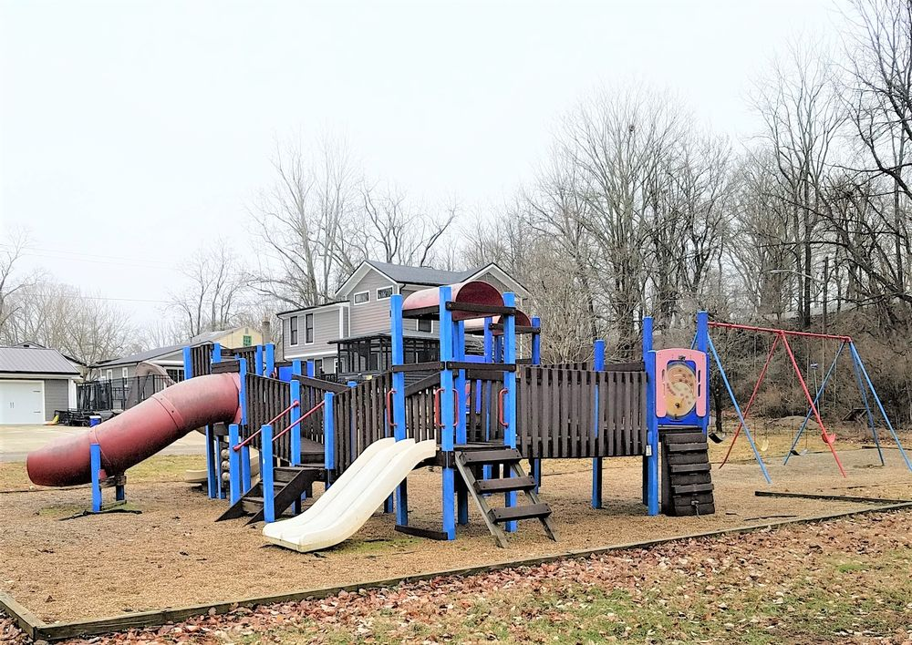 Commons Park - Vernon: 3 N Jackson St, North Vernon, IN