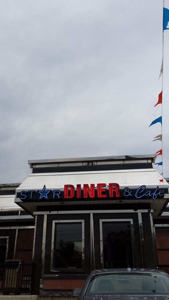 Star Diner And Cafe: 245 W White Horse Pike, Galloway, NJ
