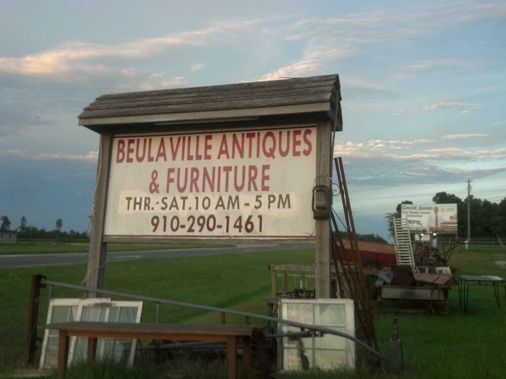 Beulaville Antiques & Furniture Company: 3760 E Nc 24 Hwy, Beulaville, NC