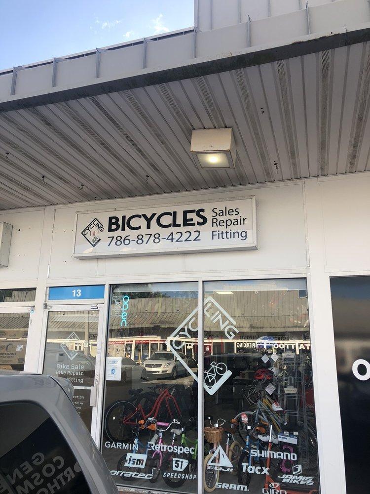 Cycling 101: 6741 SW 24th St, Miami, FL
