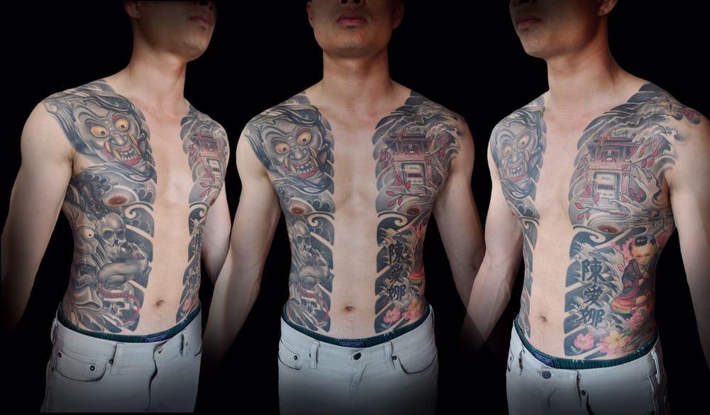 Dream Masters Custom Tattoos Sweden: 228 Columbus Ave, San Francisco, CA