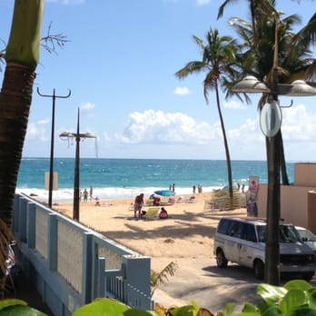 Photo Of Sandy Beach Hotel San Juan Puerto Rico Front