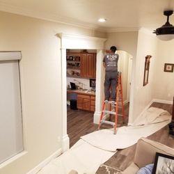 Photo Of Rios Finish Carpentry   Mesa, AZ, United States. Custom Trim Entry