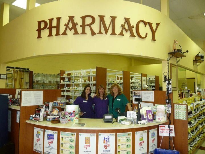 Banks Pharmacy: 12350 NW Main St, Banks, OR