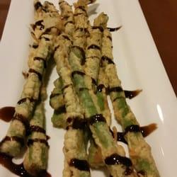Photo Of Clay Urban Kitchen   Houston, TX, United States. Asparagus Tempura  Appetizer