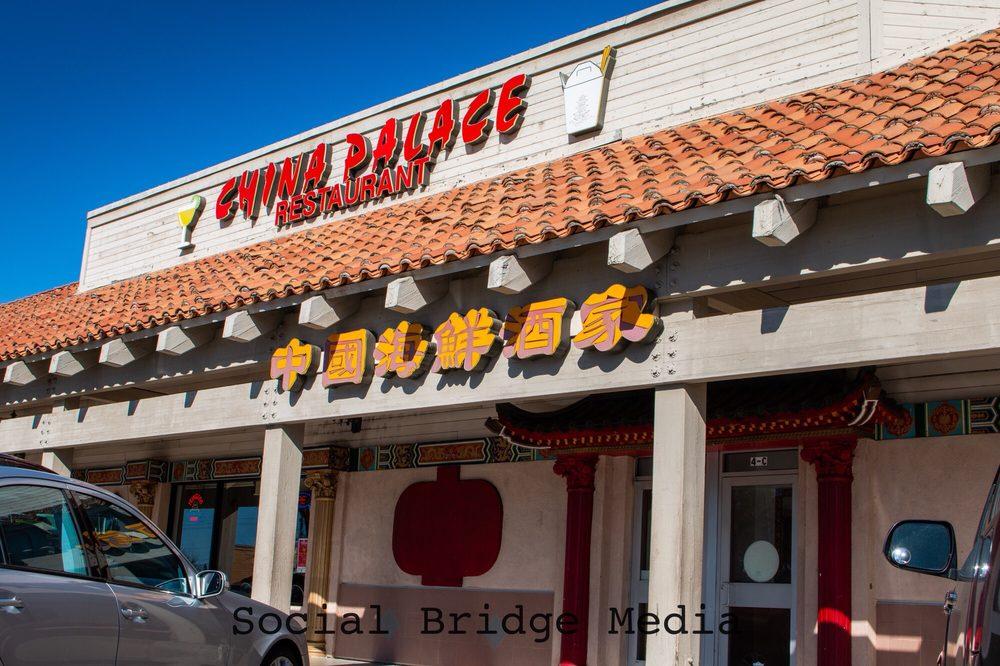 outside of china palace restaurant. free photo shoots, limitations