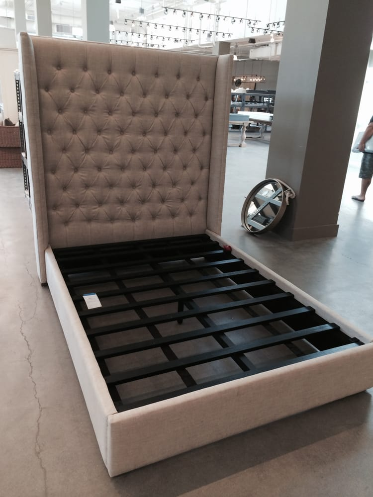 prodigious Restoration Hardware Adler Bed Reviews Part - 1: Photo of Restoration Hardware Outlet - Long Beach, CA, United States. My new