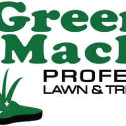 green machine lawn service