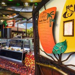 Photo Of Kona Cafe Orlando Fl United States