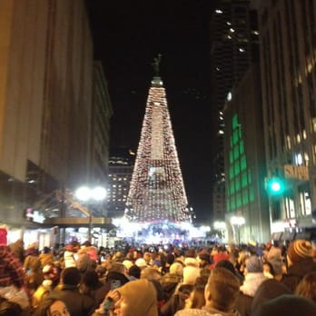 Photo of Circle of Lights presented by Downtown Indy - Indianapolis, IN, United States