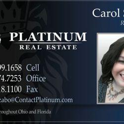Carol Szabo Platinum Real Estate Real Estate Agents 10 E