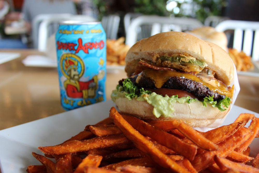 Saint Arnold Burger - Yelp