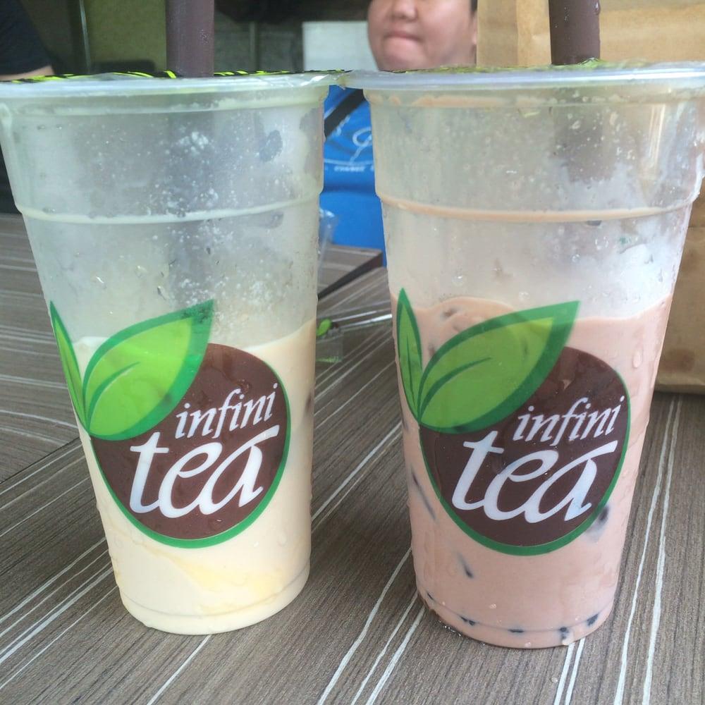 Infinitea bubble tea 45 b maginhawa st teachers for Terrace 45 quezon city