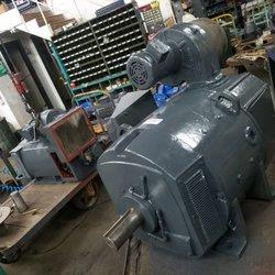 Photo Of West Coast Electric Motors Oxnard Ca United States 200 Hp